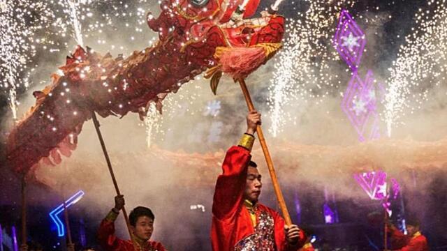 Как правильно встречать китайский Новый год
