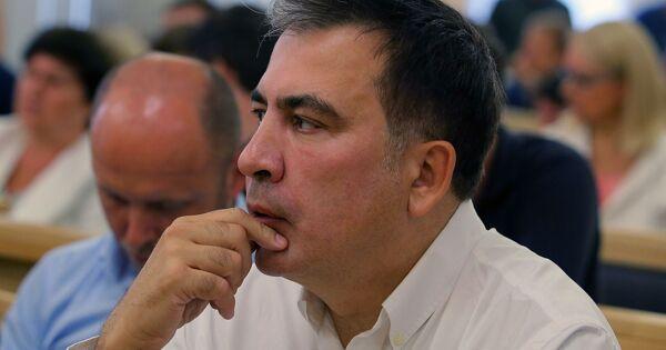 СШАпризвали соблюдать права Саакашвили