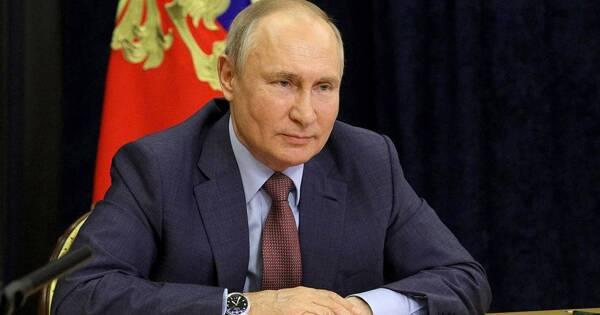 Путин далстарт запуску первой очереди Амурского ГПЗ
