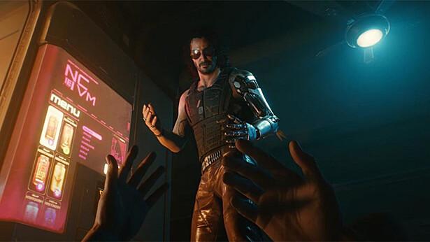 98% диалогов в Cyberpunk 2077 не влияют на сюжет