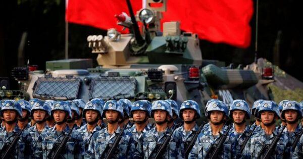 СШАиспугались роста гиперзвуковых возможностей армии Китая