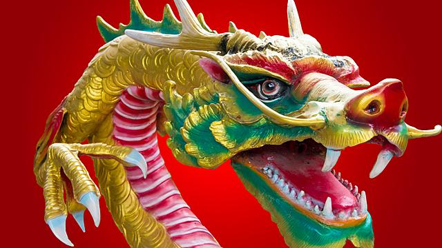 2 даты для активизации Благородного Дракона в июле