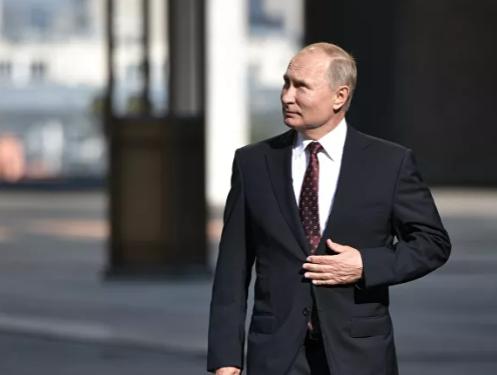 ВКремле сообщили обособых мерах для охраны здоровья Путина