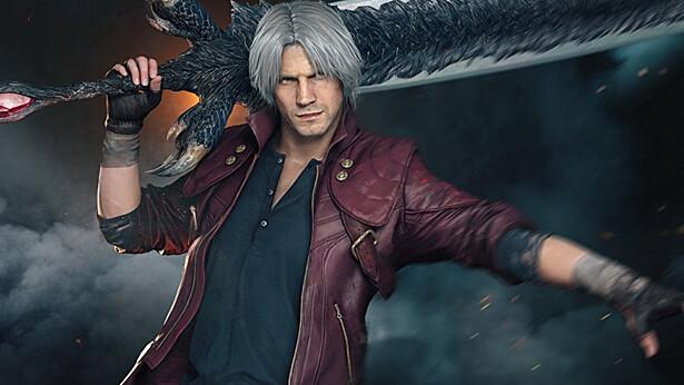 У Devil May Cry5 на PS5 и Xbox Series X будет аж4 графических режима