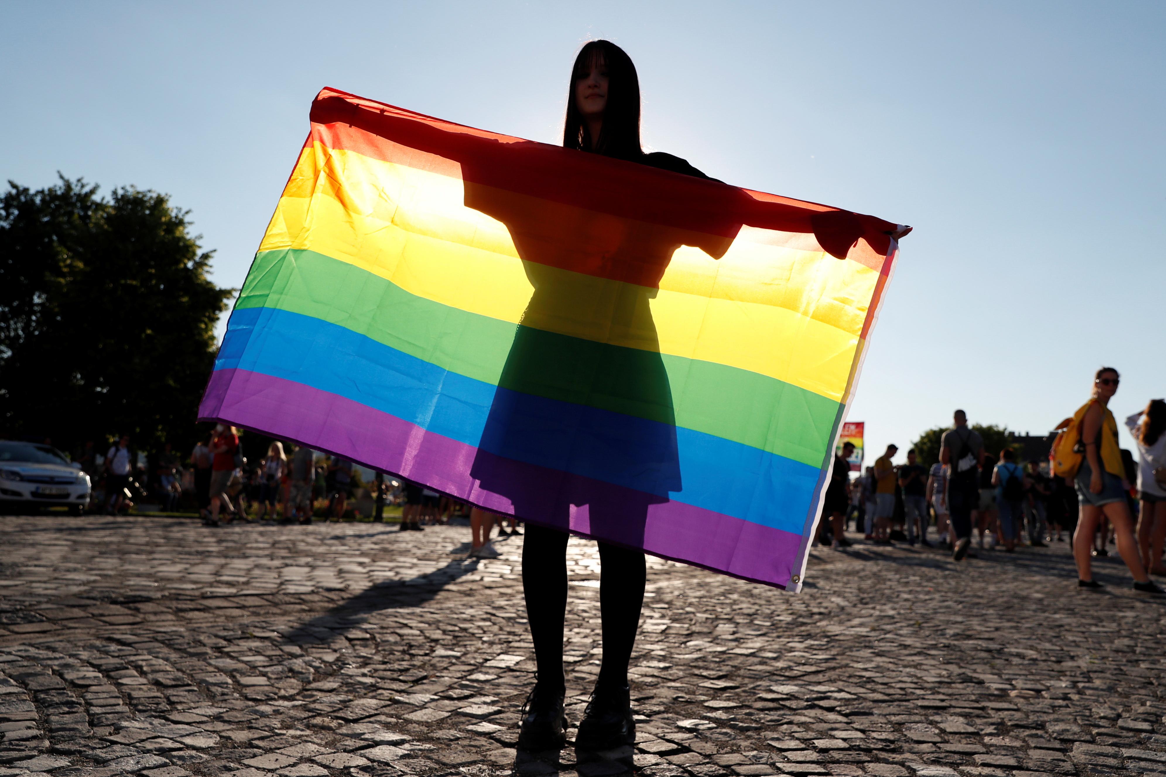 ВЛатвии вдень ВДВ решили провести гей-парад
