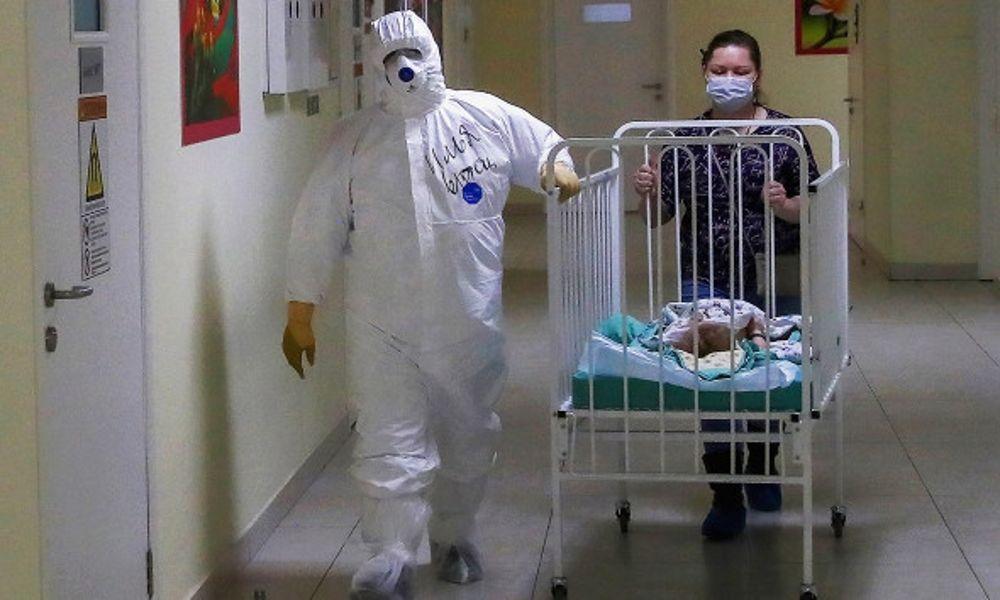 Врач заявила онепредсказуемых осложнениях COVID-19 удетей