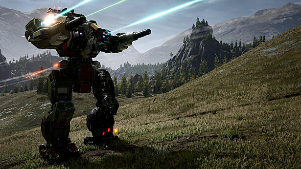Релиз MechWarrior 5: Mercenaries в Steam и GOG перенесли