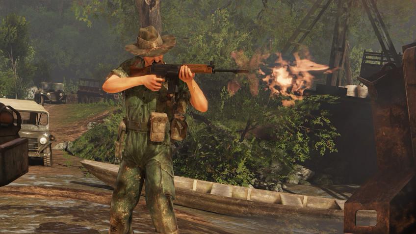 Началась раздача ABZU и Rising Storm 2: Vietnam