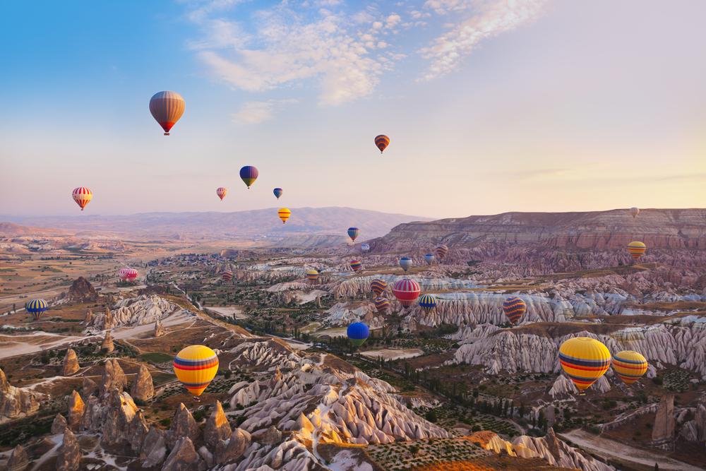 Россиянка назвала лучшее время дляпоездки вТурцию — Рамблер/путешествия