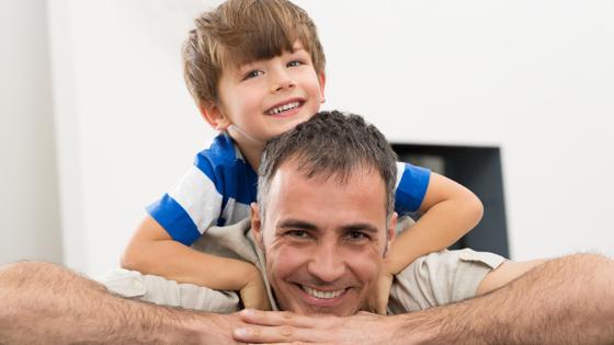 Как любовь к сыну помогла создать толстовку