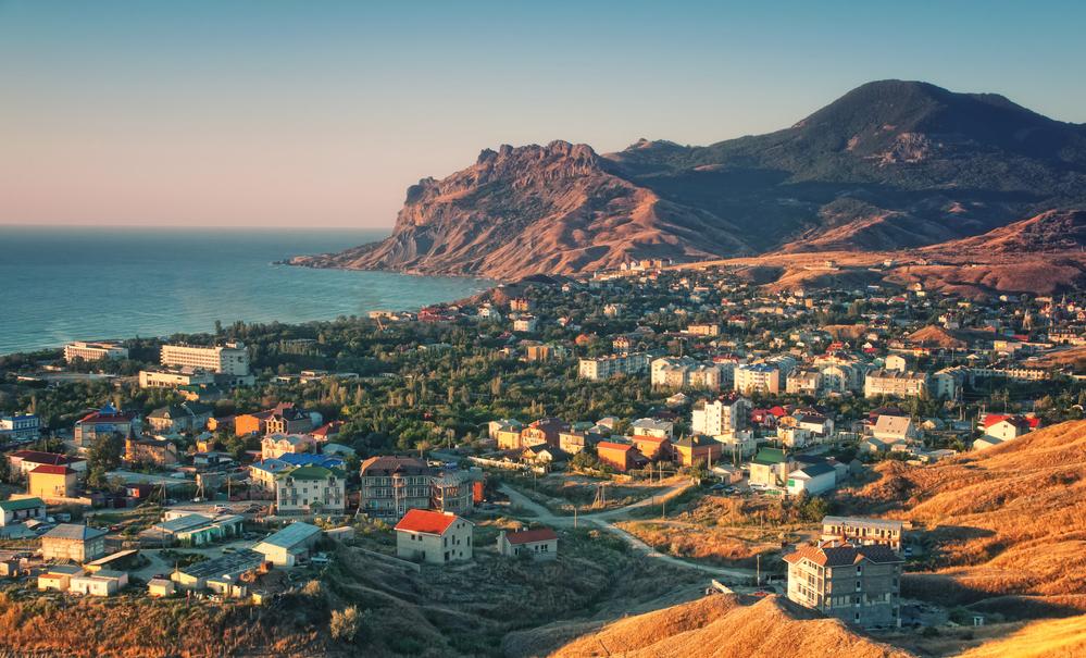 Популярному курорту Крыма предсказали конец — Рамблер/путешествия