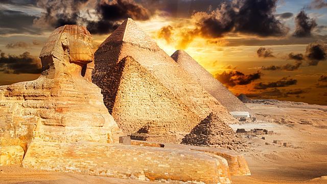 Три проклятия египетских пирамид