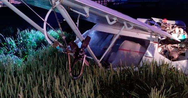 ВРостовской области прижесткой посадке самолета пострадал пилот