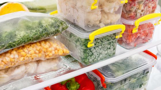 5 продуктов, которые нельзя замораживать: чек-лист