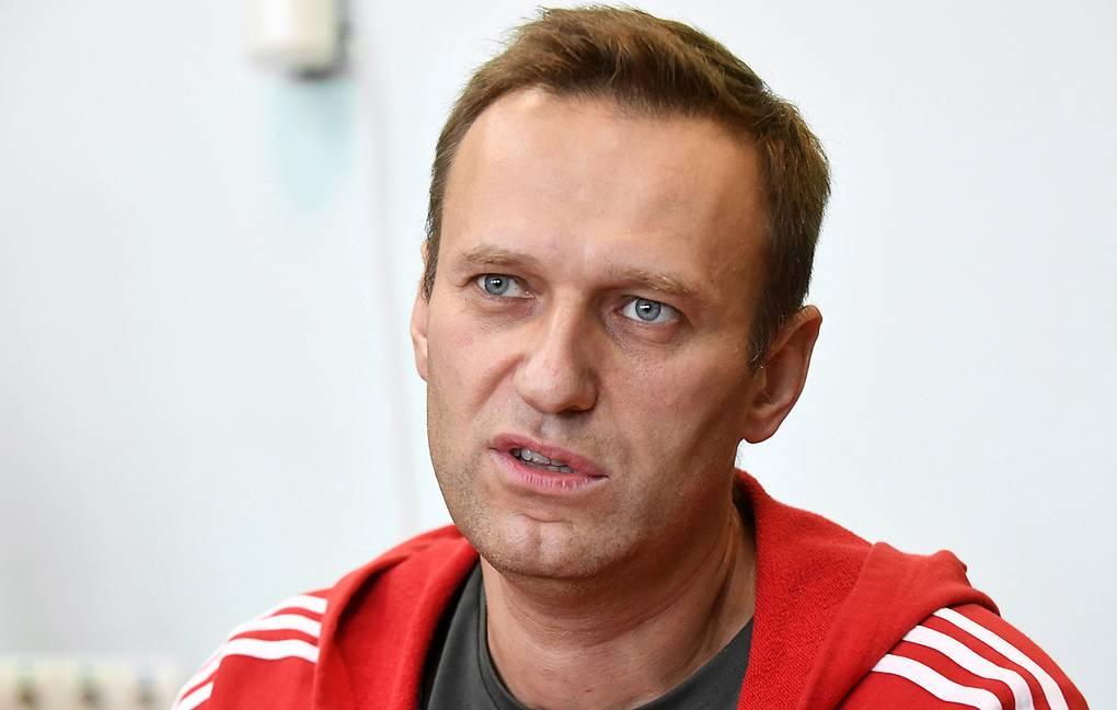 МИД сообщил опомощи Навальному отроссиян изпосольства Германии