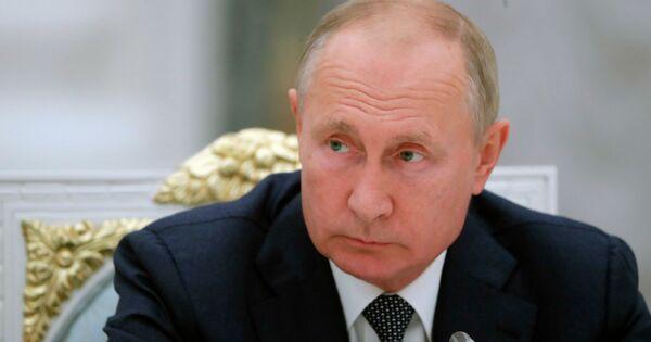 Путин случайно подслушал совещание кабмина