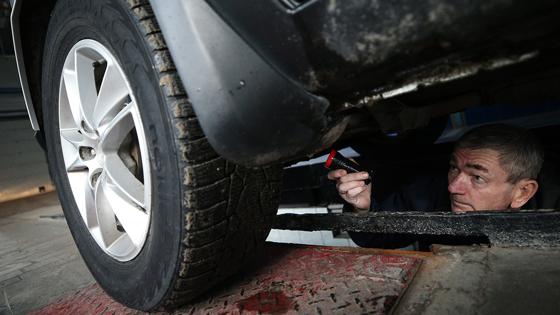 Кабмин отложил реформу техосмотра автомобилей