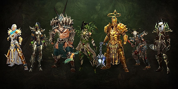 Blizzard анонсировала сезон «Тени нефалемов» в Diablo III