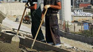 Concrete manufacturers began to raise prices