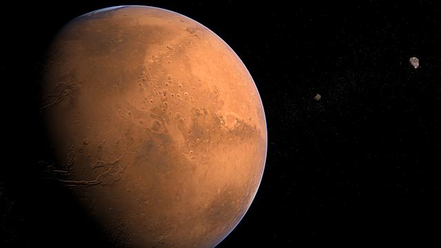 Марс в Раке: непрошенный гость