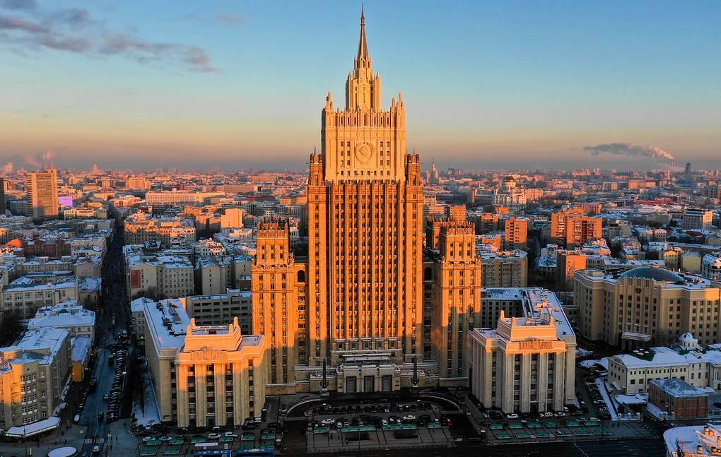 """ВМИД заявили, что соглашение ФРГ иСША непомешает строительству """"Северного потока -2"""""""