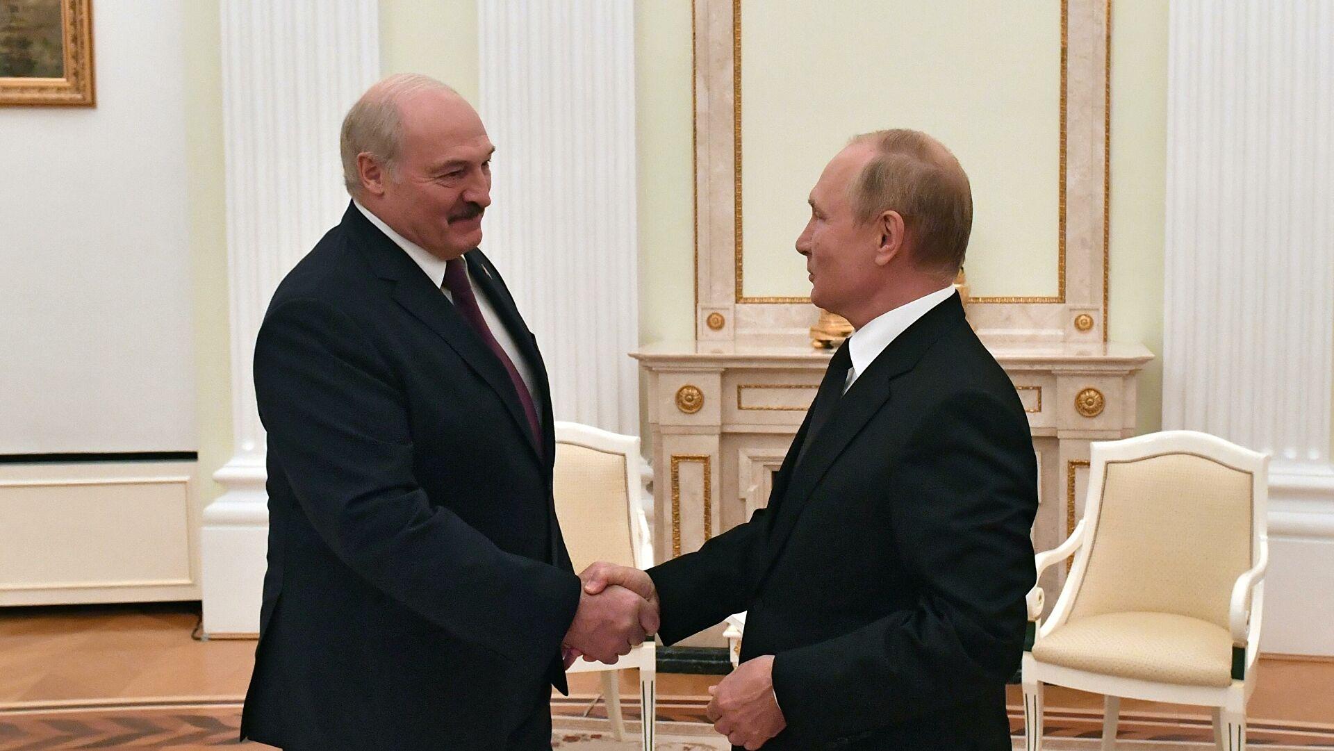 Опубликованы 28программ поинтеграции России иБелоруссии