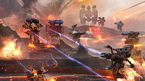 Для War Robots выпустили масштабное обновление