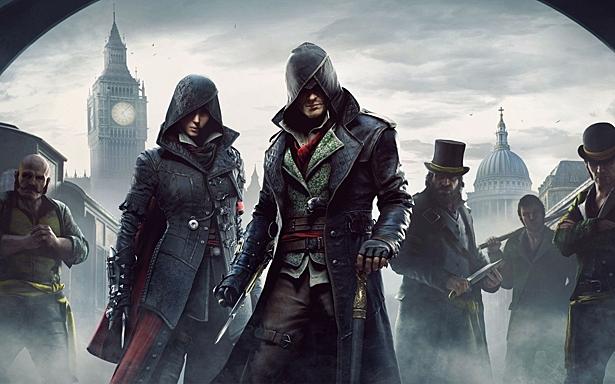 Assassin's Creed Syndicate не будет работать на PS 5