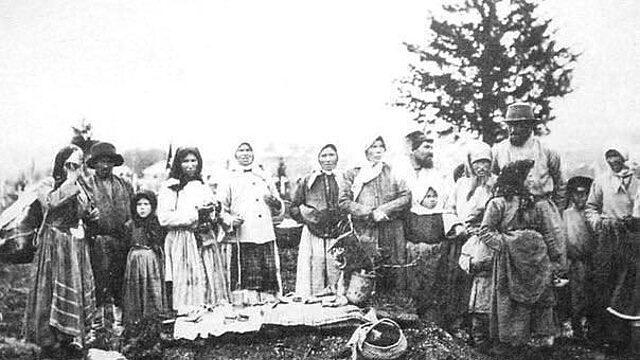 9 самых странных похоронных обрядов на Руси