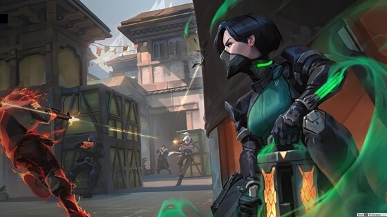 Riot Games представила тизер нового агента Valorant