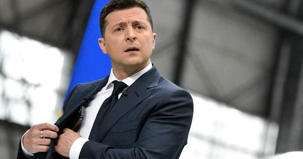 Зеленский заявил о«наглой» международной политике Украины