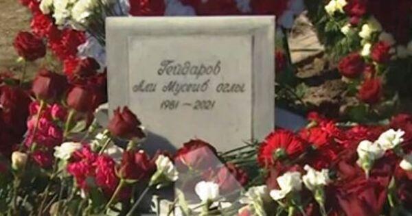 Убитого вМоскве вора взаконе Альберта Рыжего похоронили вПетербурге