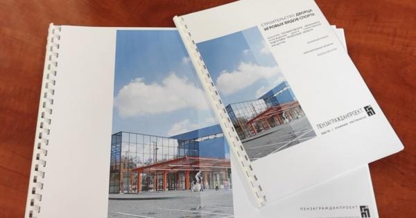 В Пензе будет построен Дворец игровых видов спорта