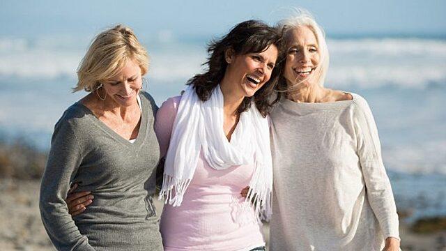 Женские имена, которые приносят счастье только после 40 лет