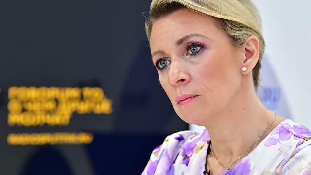"""Захарова заявила, что Россия небудет легитимизировать """"беглых белорусских оппозиционеров"""""""