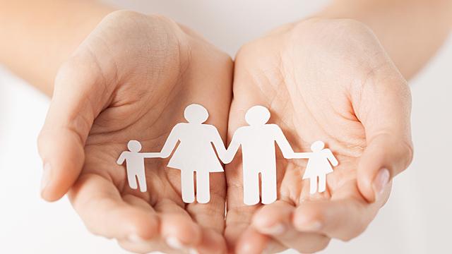 Гармония в семье с помощью внутреннего фэншуй