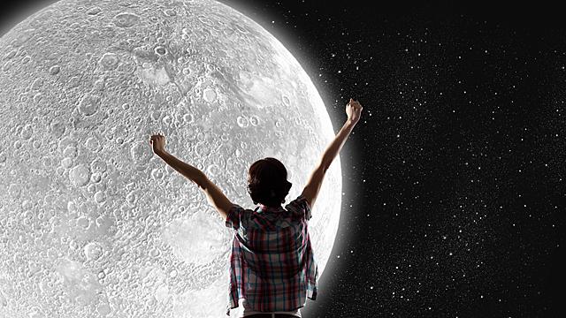 Как Луна влияет на женские циклы