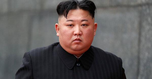 СМИ: КимЧенЫнзаметно похудел