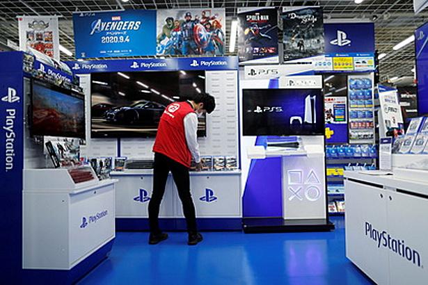 Стало известно о первом случае поломки PlayStation5