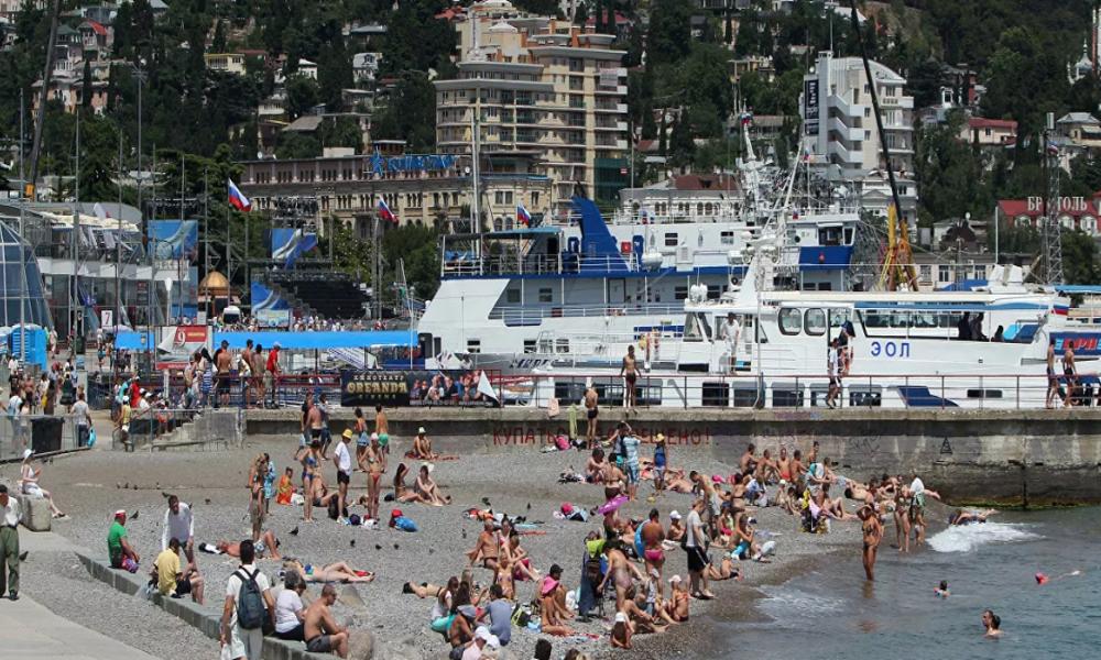 «Нет воды иужасный сервис»: российские туристы оботдыхе наЧерном море