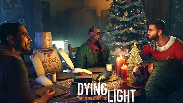 В Dying Light началась зима — зомби украли Рождество