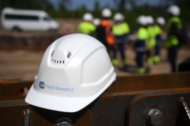 Акции Газпрома выросли нафоне завершения строительства «Северного потока –2»