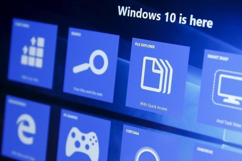 Microsoft остановила обновления Windows10