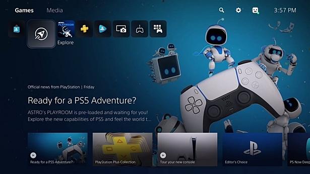 В PlayStation 5 появились «Активности»