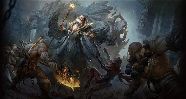 Датамайнеры показали загрузочные экраны Diablo Immortal