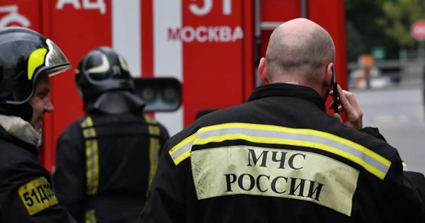 ВПодмосковье эвакуируют Российский университет кооперации